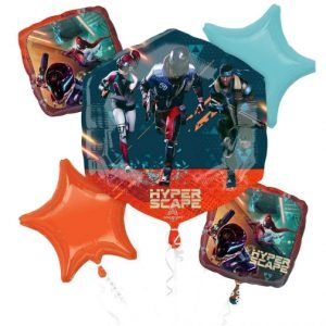 Hyper Scape Balloons