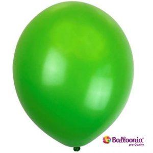 Apple Green Balloonia Latex Balloons